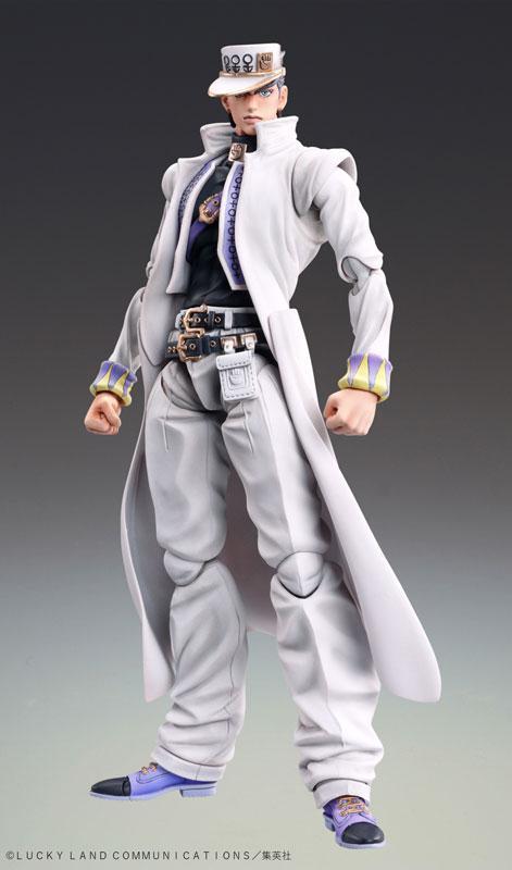 "Super Action Statue ""JoJo's Bizarre Adventure Part.IV"" Jotaro Kujo Complete Figure main"