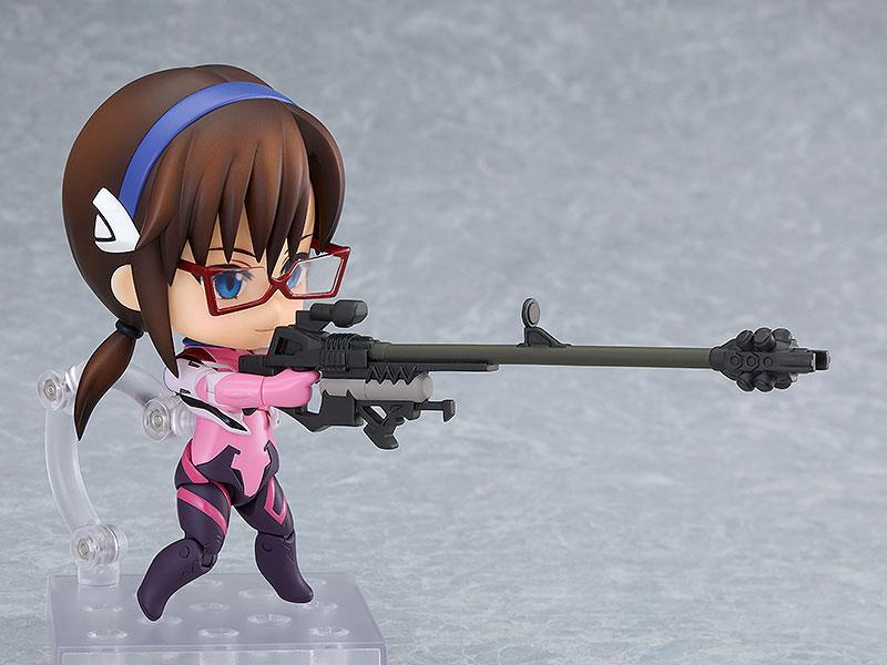 Nendoroid Rebuild of Evangelion Mari Makinami Illustrious