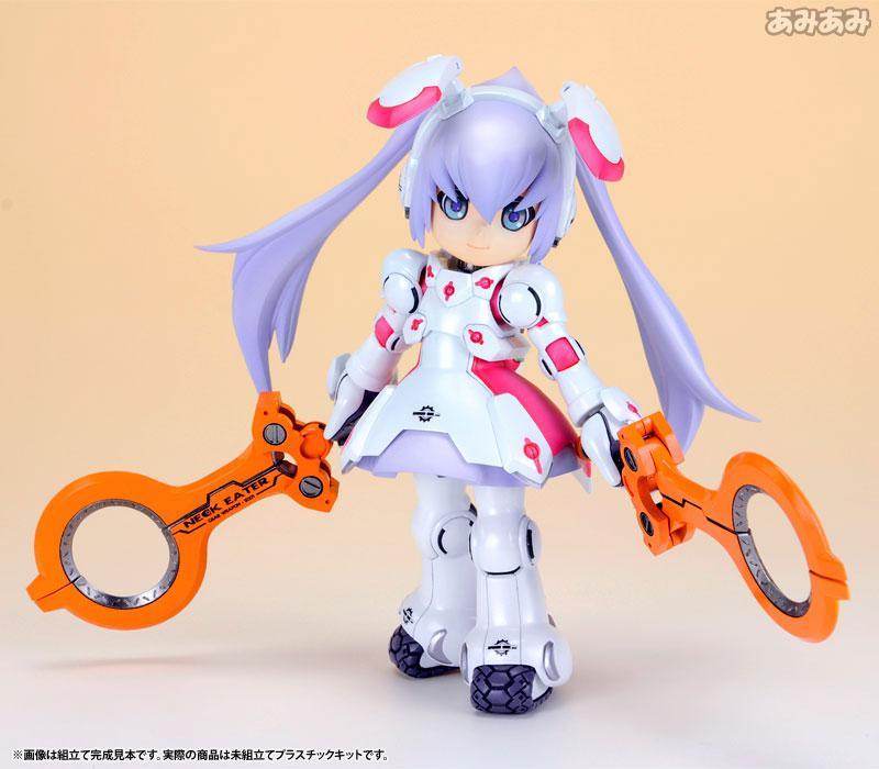 Ichigeki Sacchu!! HoiHoi-san LEGACY 1/1 DG-001LN Usagear Plastic Model product