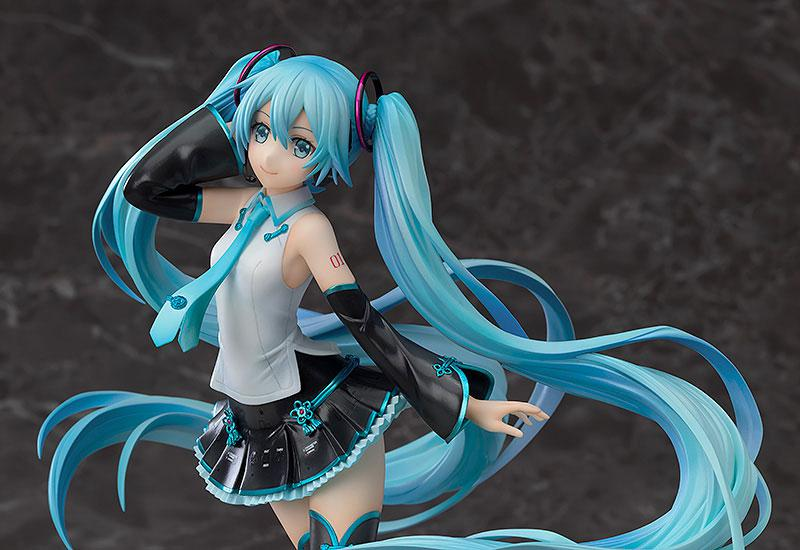 Character Vocal Series 01 Hatsune Miku V4 CHINESE 1/8 Complete Figure 4