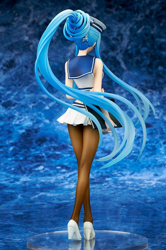 Arpeggio of Blue Steel Mental Model Takao Sailor Ver. 1/8 Complete Figure