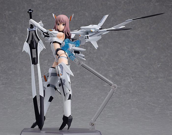 figma Alice Gear Aegis Yumi Yotsuya