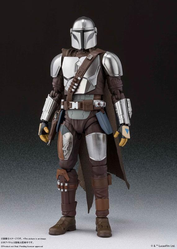 S.H.Figuarts The Mandalorian (Besker Metal Armor Version) (STAR WARS: The Mandalorian) product