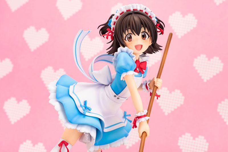 THE IDOLM@STER Cinderella Girls Miria Akagi [Orikou Maid-san] 1/7 Complete Figure 6