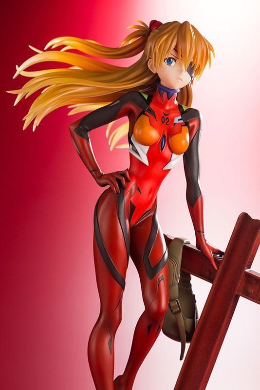 Rebuild of Evangelion Asuka Langley Shikinami 1/6 Complete Figure 10