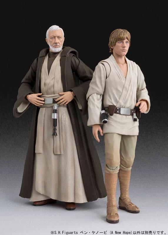 """S.H.Figuarts Ben Kenobi (A New Hope) """"Star Wars Episode IV: A New Hope"""" 4"""