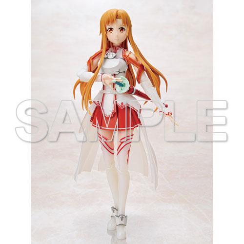 "Figure-rise Standard Asuna Dengeki Exclusive Pearl Color Ver. Plastic Model ""Sword Art Online"" product"