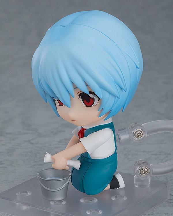 Nendoroid Rebuild of Evangelion Rei Ayanami 3