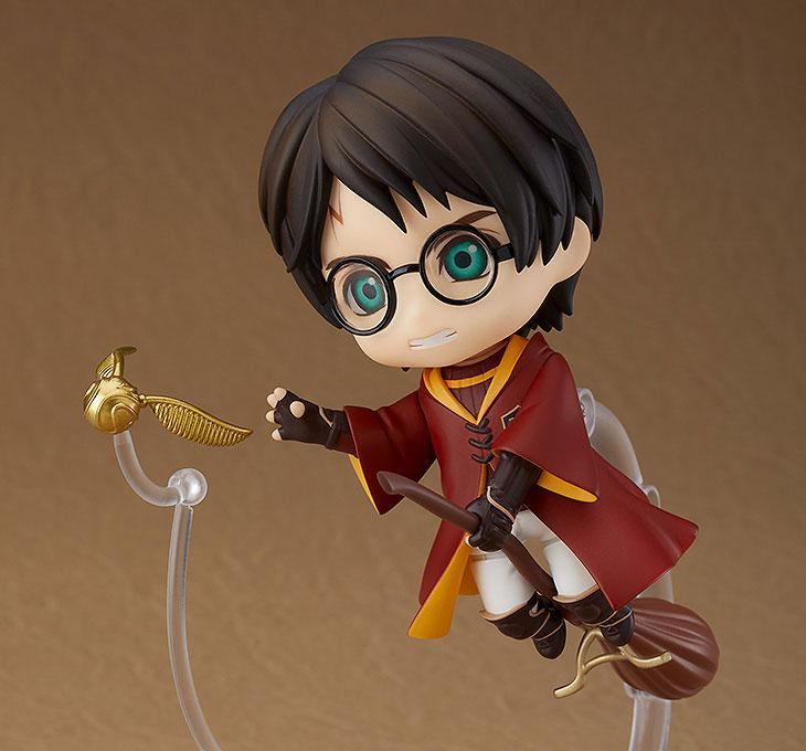 Nendoroid Harry Potter Quidditch Ver.