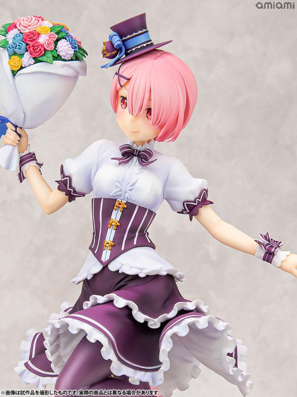 KDcolle Re:ZERO -Starting Life in Another World- Ram Birthday Ver. 1/7 Complete Figure 9
