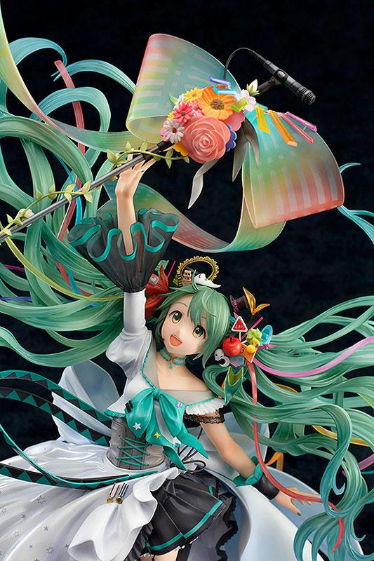Character Vocal Series 01 Hatsune Miku Memorial Dress Ver. Figure 7