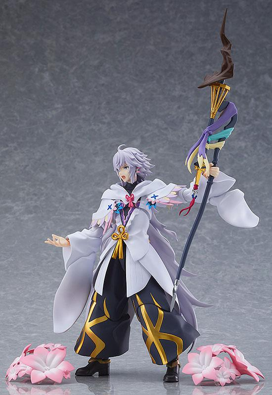 figma Fate/Grand Order -Absolute Demonic Battlefront: Babylonia- Merlin 0