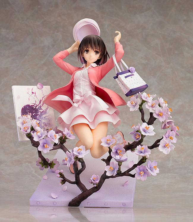 Saekano: How to Raise a Boring Girlfriend Fine Megumi Kato First Meeting Outfit Ver. 1/7 Complete Figure 3