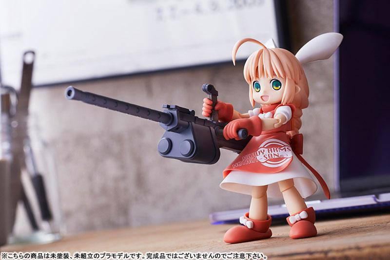 Ichigeki Sacchu!! HoiHoi-san NEW EDITION 1/1 HoiHoi-san -Heavy Arms Ver.- NEW EDITION Plastic Model