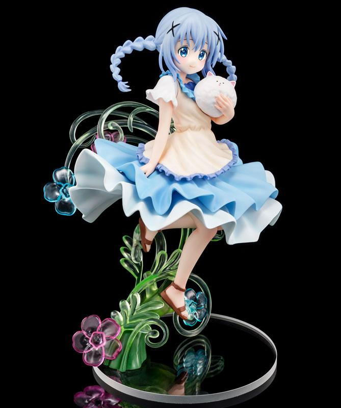 Is the order a rabbit? BLOOM Chino in Full Bloom Summer Dress Ver. 1/7 Complete Figure