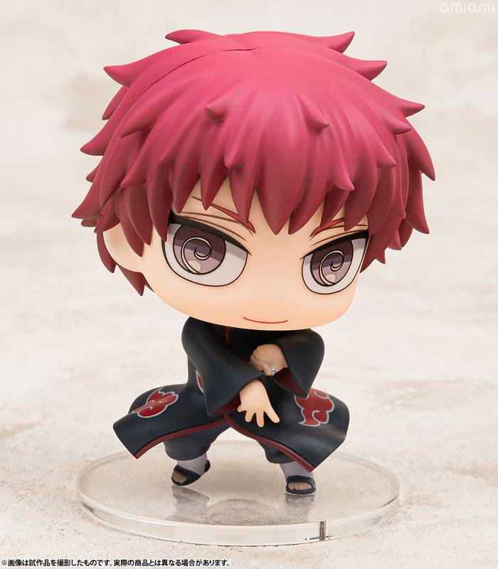 Chimi Mega Buddy Series! NARUTO Shippuden Sakura Haruno VS Sasori Battle Set