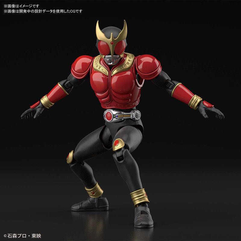 "Figure-rise Standard Kamen Rider Kuuga Mighty Form Plastic Model ""Kamen Rider Kuuga"" 0"