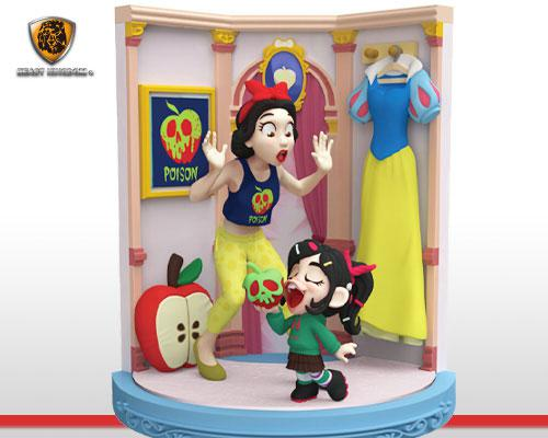 """D-Stage #026 """"Ralph Breaks the Internet"""" Snow White product"""