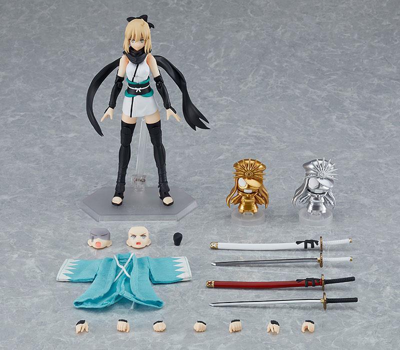 figma Fate/Grand Order Saber/Souji Okita Ascension ver.