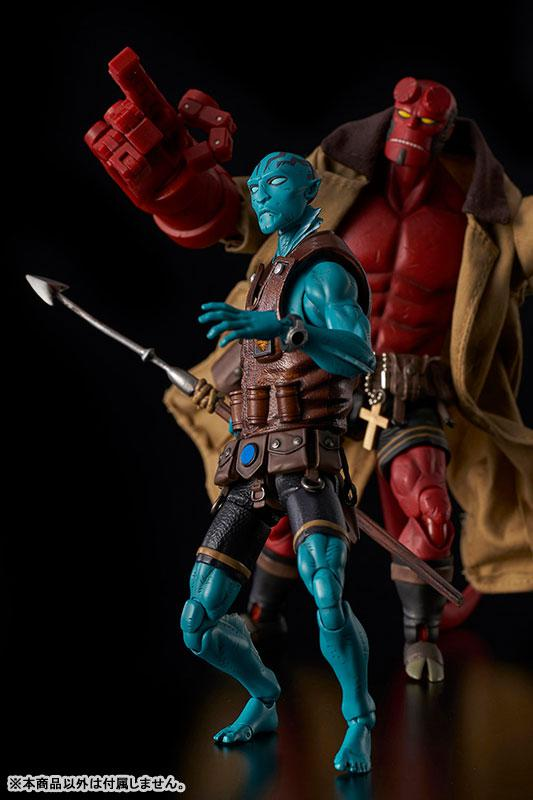 Hellboy Abe Sapien 1/12 Action Figure 7