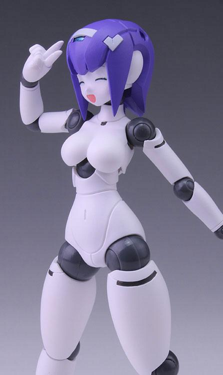 Polynian FMM Clover Update Ver. Complete Model Action Figure 5