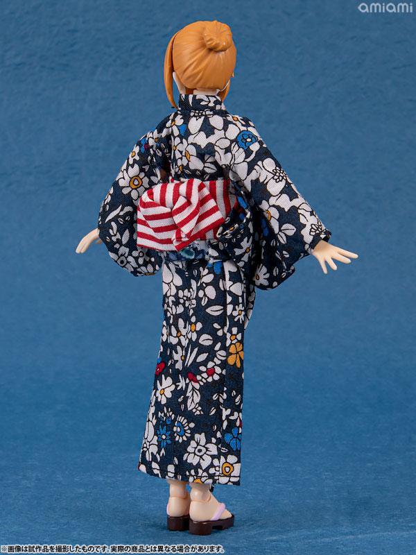figma Styles Female Body (Emily) with Yukata Outfit 0