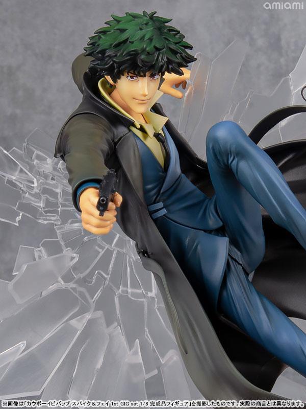 Cowboy Bebop Spike Spiegel 1st GIG 1/8 Complete Figure
