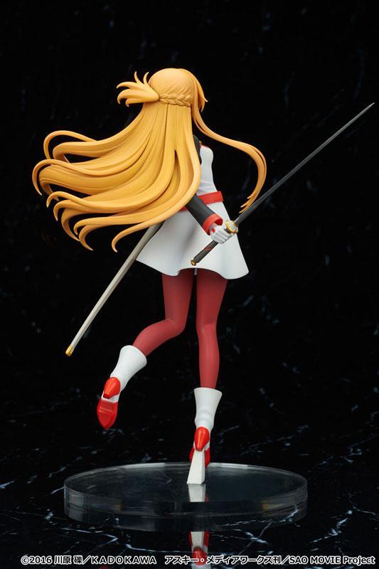 Sword Art Online the Movie: Ordinal Scale Asuna 1/7 Complete Figure 0