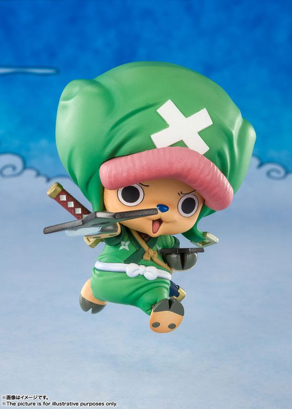 "Figuarts ZERO Tony Tony Chopper (Choppemon) ""ONE PIECE"""