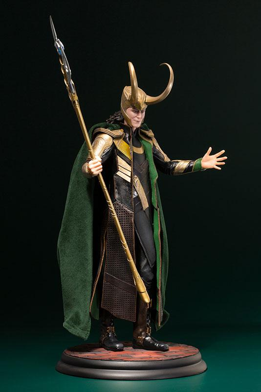 ARTFX MARVEL UNIVERSE Loki -AVENGERS- 1/6 Easy Assembly Kit product