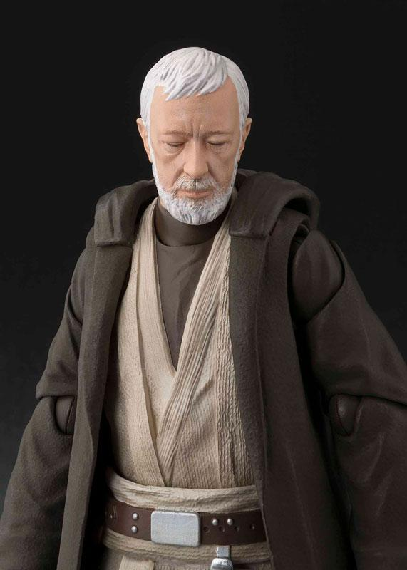 """S.H.Figuarts Ben Kenobi (A New Hope) """"Star Wars Episode IV: A New Hope"""" 1"""
