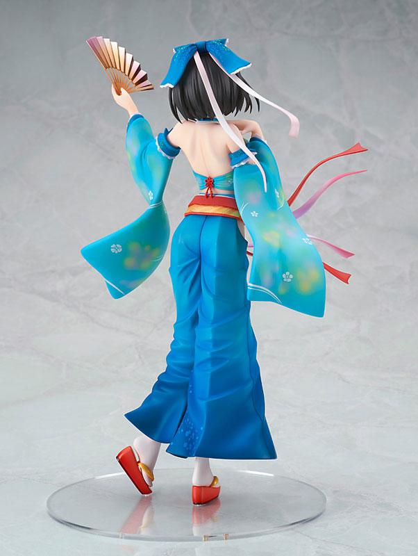 THE IDOLM@STER Cinderella Girls Kako Takafuji Talented Lady of Luck Ver. 1/7 Complete Figure