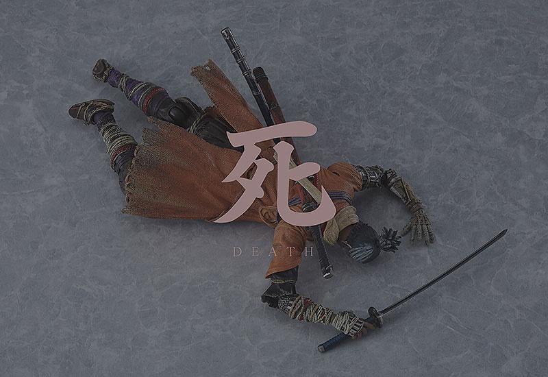 figma SEKIRO: SHADOWS DIE TWICE Sekiro DX Edition 5