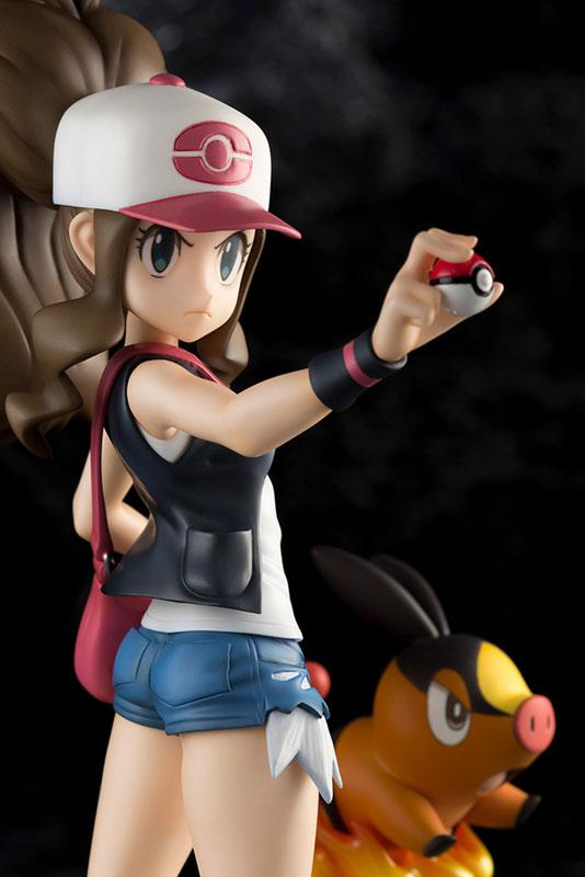 "ARTFX J - ""Pokemon"" Series: Hilda with Tepig 1/8 Complete Figure"