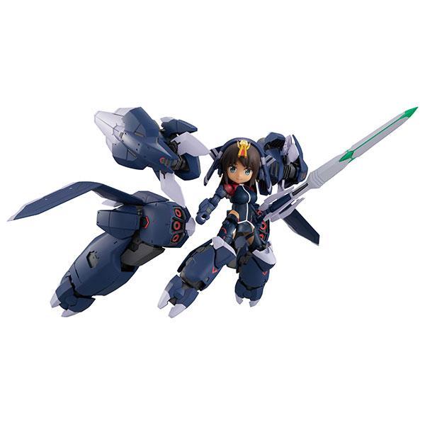 Desktop Army Alice Gear Aegis Shitara Kaneshiya Tenki Posable Figure