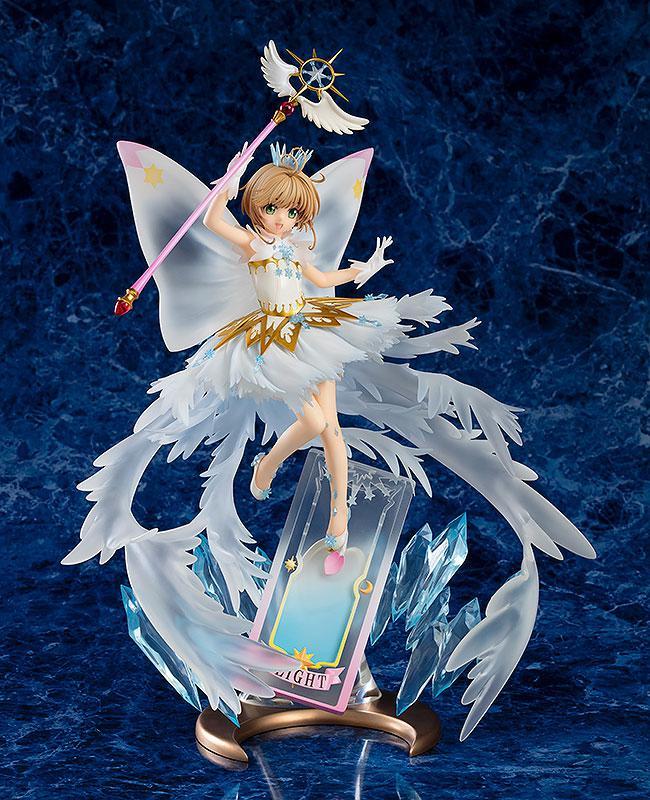 Cardcaptor Sakura: Clear Card Sakura Kinomoto Hello Brand New World 1/7 Complete Figure 1