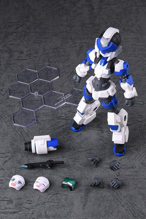 Polynian ST Pisukurei M Type (Ver. Regunato) Complete Model Action Figure