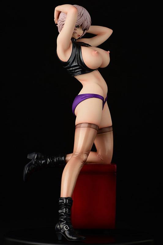 Kisei Juui Suzune - Suzune Arizonothe final perfect: ver. Noir 1/5 Complete Figure 16