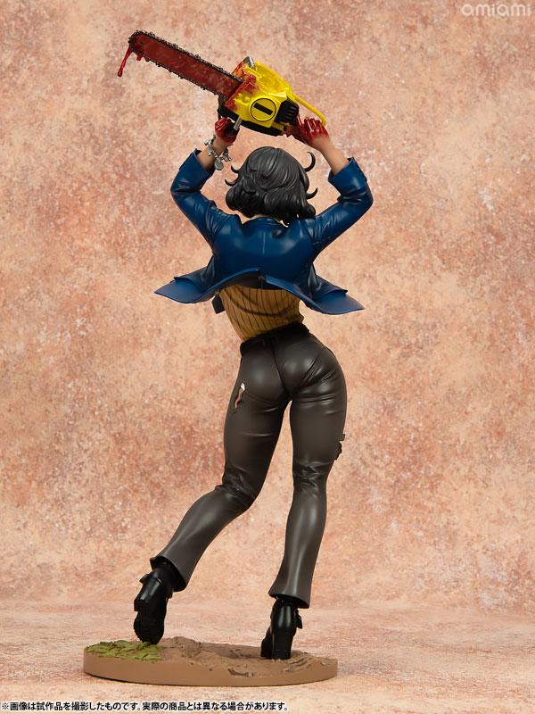 HORROR BISHOUJO Texas Chainsaw Massacre Leatherface CHAINSAW DANCE 1/7 Complete Figure