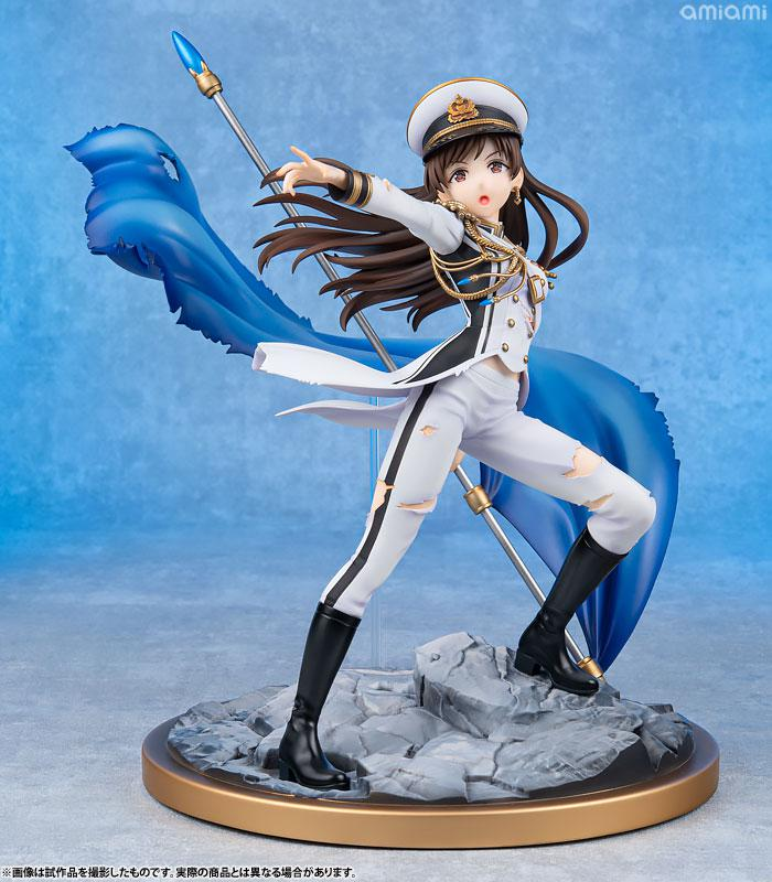 THE IDOLM@STER Cinderella Girls Minami Nitta Seizon Honnou Valkyria ver. 1/8 Complete Figure 0