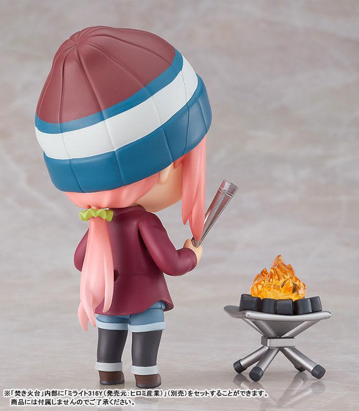 Nendoroid Yuru Camp Nadeshiko Kagamihara Solo Camp Ver. DX Edition