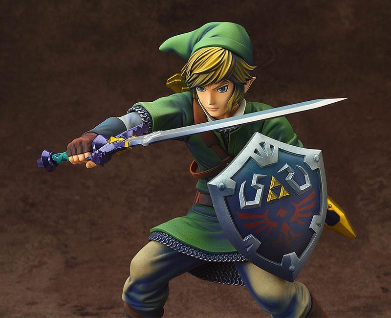 The Legend of Zelda Skyward Sword Link 1/7 Complete Figure
