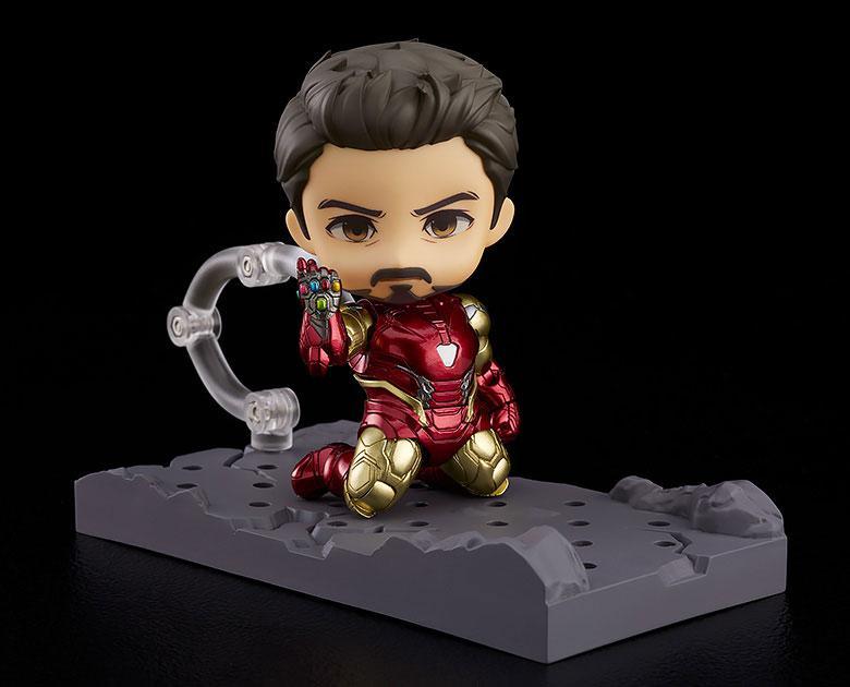 Nendoroid Avengers: Endgame Iron Man Mark 85 Endgame Ver. DX 6