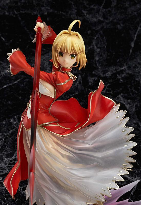 Fate/EXTRA Saber Extra 1/7 Complete Figure 5