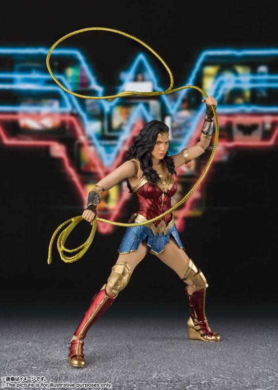 "S.H.Figuarts Wonder Woman (WW84) ""Wonder Woman 1984"""