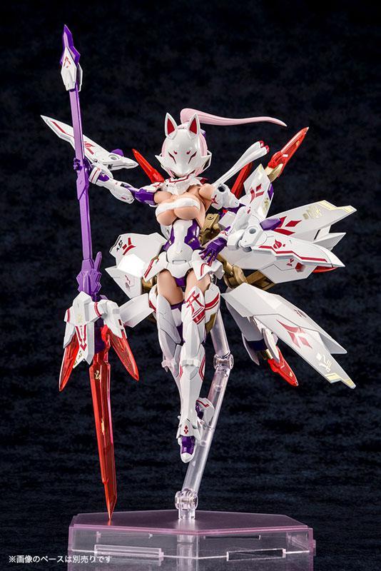 Megami Device Asra Kyuubi 1/1 Plastic Model 1