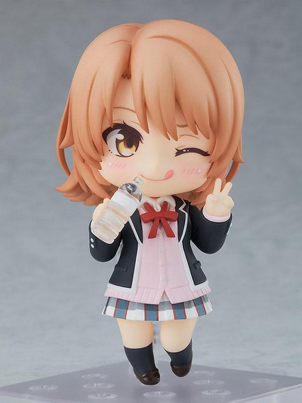 Nendoroid My Teen Romantic Comedy SNAFU. Completion Iroha Isshiki
