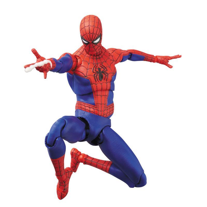 """MAFEX No.109 MAFEX SPIDER-MAN (Peter B Parker) """"SPIDER-MAN: INTO THE SPIDER-VERSE"""""""