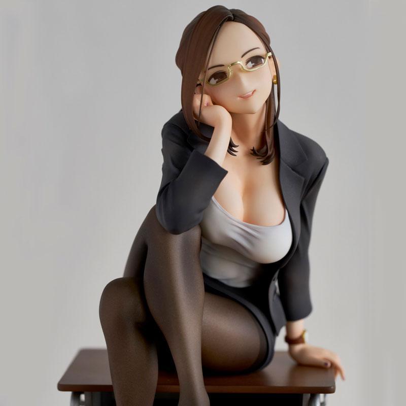 Miru Tights Gogatsubyou? Sensei ga Naoshite Ageyokka? Yuiko Sensei Complete Figure 7