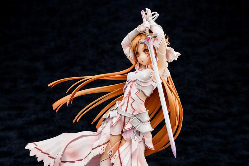Sword Art Online Alicization [Stacia, The Goddess of Creation] Asuna 1/8 Complete Figure 8